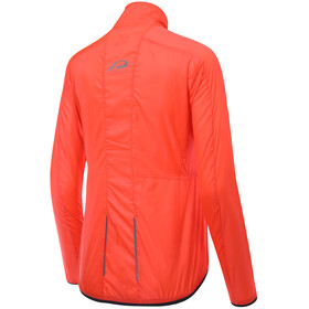 Protective P-Rise Up Jacket Women fiery coral